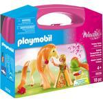 Princesses - Play Set Playmobil Fantasy Horse Carry Case 5656