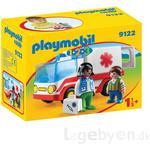 Playmobil Rescue Ambulance 9122