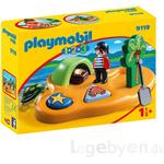 Playmobil Pirate Island 9119
