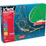 Toys Knex Stem Explorations Rollercoaster Building Set 77078