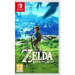 Nintendo Switch Games price comparison The Legend of Zelda: Breath of the Wild