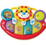 Pianos - Plasti Playgro Lion Activity Kick Toy Piano