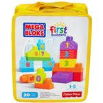 Blocks price comparison Mega Bloks First Builders 1 2 3 Count