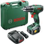 Screwdriver Bosch PSR 1800 Li-2 (1x1.5Ah)