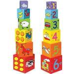 Stacking Toys on sale Vigatoys Nesting & Stacking Blocks 59461