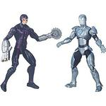 Toy Figures Toy Figures price comparison Hasbro Marvel Legends Series Comic Mechanical Masters 2 Pack B6411