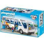 Plasti - Bus Playmobil City Life School Bus 5106