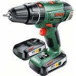 Hammer drill Bosch PSB 18 LI-2 (2x2.5Ah)