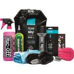Bicycle Repair & Care Muc-Off Team Sky Dry Bag Kit