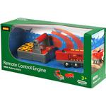Toy Train - Plasti Brio Remote Control Engine 33213