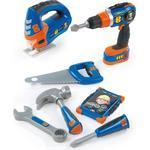Bob the Builder Toys Smoby Bob the Builder Play Set + Mechanical Drill