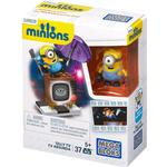 Despicable Me Toys Mega Bloks Minions Silly TV