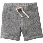 Shorts Children's Clothing Marled Shorts - Charcoal Heather (975357000)