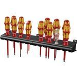 Torx Screwdriver Wera 105631 Kraftform VDE Set 14-parts