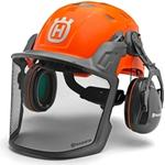 With Helmet - Hearing Protection Husqvarna 585 05 84-01