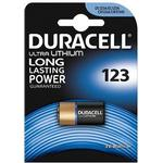 Batteries and Chargers price comparison Duracell CR123A Ultra Lithium Photo