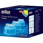 Shaver Cleaner price comparison Braun Clean & Renew CCR3 3-pack