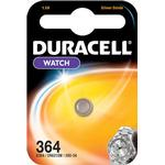Silver Oxide - Button Cell Batteries Duracell D364