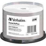 Verbatim CD-R No ID Branded 700MB 52x Spindle 50-Pack