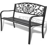 Garden Bench Outdoor Furniture vidaXL 42168 Garden Bench