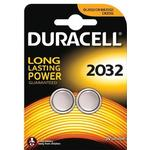 Button Cell Batteries Duracell 2032 (2 pcs)