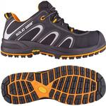 Safety Shoes - Profiled Sole Solid Gear Griffin S3