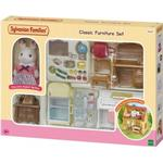 Doll Accessories Sylvanian Families Classic Furniture Set