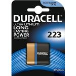 Lithium - Camera Batteries Duracell 223 Ultra Lithium