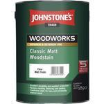 Woodstain Johnstone's Trade Classic Matt Woodstain Brown 5L
