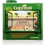 Oil price comparison Cuprinol UV Guard Decking Oil Brown 2.5L