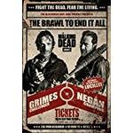 Posters GB Eye The Walking Dead Fight Maxi 61x91.5cm Posters