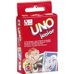 Childrens Board Games - Animals Mattel UNO Junior