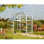 Freestanding Greenhouses price comparison Palram Harmony 4.6m² Aluminum Polycarbonate