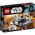 Lego Star Wars Lego Star Wars price comparison Lego Star Wars First Order Transport Speeder Battle Pack 75166