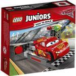 Lego Juniors Lego Juniors Lightning McQueen Speed Launcher 10730