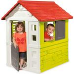 Playhouse - Plasti Smoby Nature Playhouse