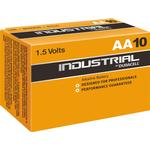 Batteries price comparison Duracell AA 1.5V Industrial (10 pcs)