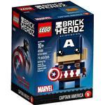 Lego BrickHeadz Lego Brick Headz Captain America 41589