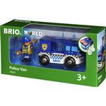 Police - Emergency Vehicle Brio Police Van 33825