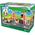 Plasti - Bus Brio Bus & Train Station 33427