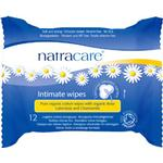 Toiletries Natracare Organic Cotton Intimate Wipes 12-pack