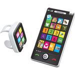 Interactive Toy Phones - Plasti Kidz Delight Tech Too Duo Set Smartwatch & Smartphone