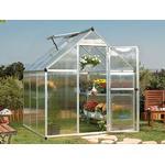 Freestanding Greenhouses - Polycarbonate Palram Mythos 3.5m² Aluminum Polycarbonate