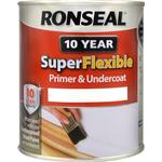 Wood Paint price comparison Ronseal Super Flexible Wood Paint White 0.75L