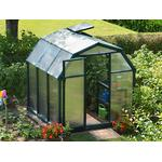 Plastic - Freestanding Greenhouses Palram Rion Eco Green 4.1m² Plastic Polycarbonate