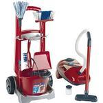 Cleaning Toys - Metal Klein Vileda Cleaning Trolley with Vacuum Cleaner 6742
