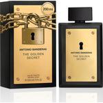 Eau De Toilette Antonio Banderas Golden Secret EdT 200ml