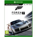 3+ Xbox One Games Forza Motorsport 7