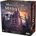 Family Board Games - Co-Op Fantasy Flight Games Mansions of Madness: Second Edition
