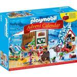 Advent Calendar Playmobil Advent Calendar Santa's Workshop 2017 9264